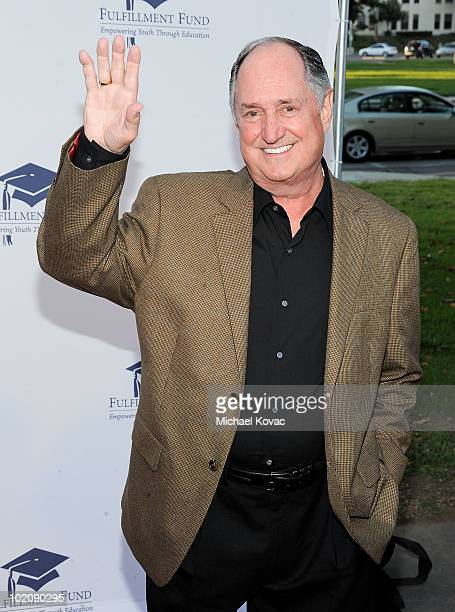 Singer Neil Sedaka arrives at the 3rd Annual Songs Of Our Lives Benefit Concert For Fulfillment Fund at Wadsworth Theater on June 14 2010 in Los...