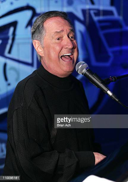 Singer Neil Sedaka at the Andrea Bocelli and David Foster Celebrate a Special Evening event at The Bon Appetit Supper Club on November 1 2007 in New...