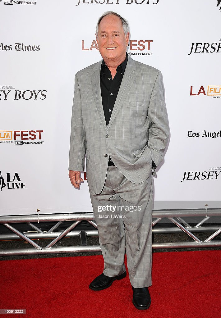 Singer Neil Sedaka attends the 2014 Los Angeles Film Festival closing night film premiere of 'Jersey Boys' at Premiere House on June 19, 2014 in Los Angeles, California.