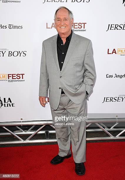 Singer Neil Sedaka attends the 2014 Los Angeles Film Festival closing night film premiere of Jersey Boys at Premiere House on June 19 2014 in Los...