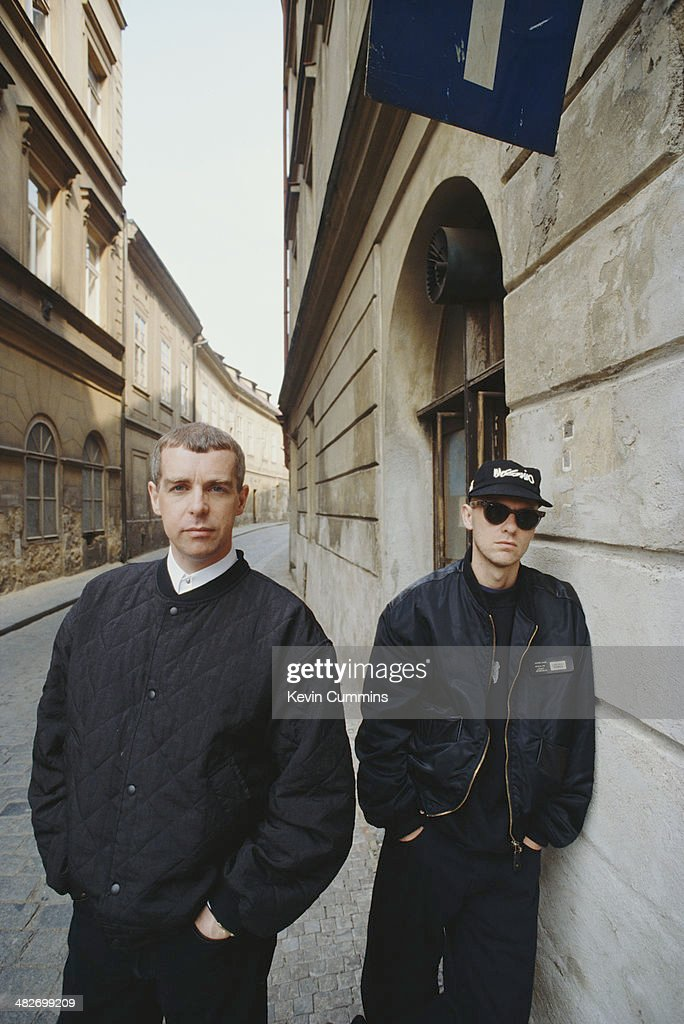 The Pet Shop Boys In Prague : News Photo