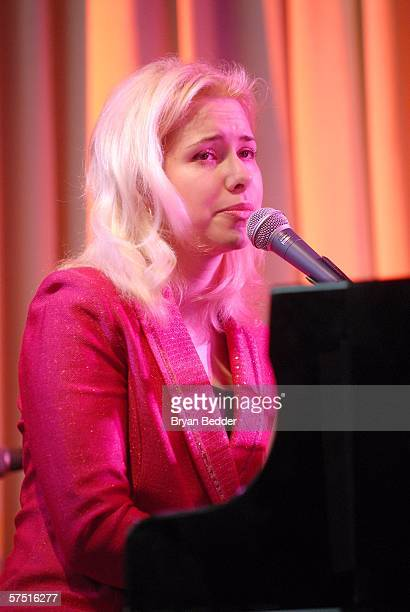 Singer Nellie McKay performs at the Tribeca/ASCAP Music Lounge at Canal Room during the 5th Annual Tribeca Film Festival May 2 2006 in New York City