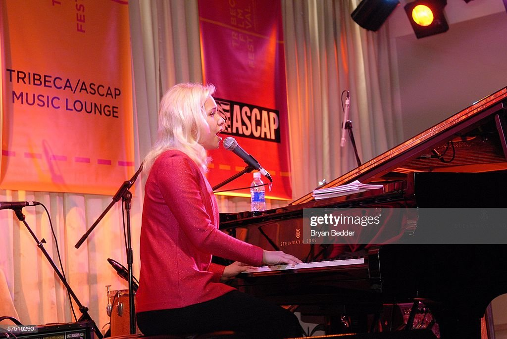 Tribeca/ASCAP Music Lounge Presents Nellie McKay At Canal Room : Nachrichtenfoto