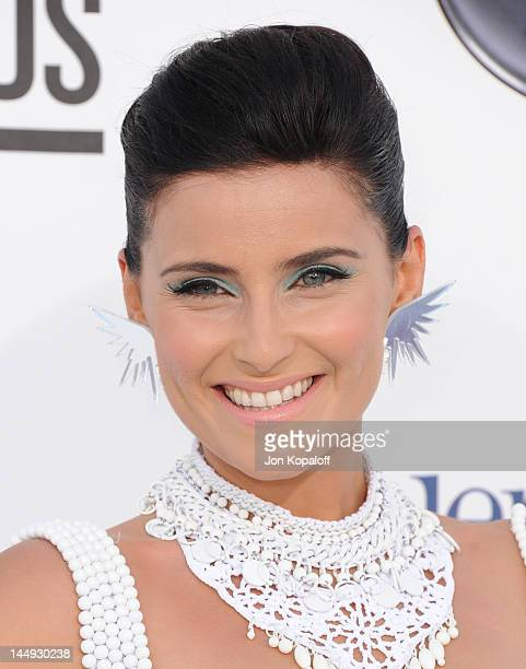Singer Nelly Furtado arrives at the 2012 Billboard Music Awards held at the MGM Grand Garden Arena on May 20, 2012 in Las Vegas, Nevada.