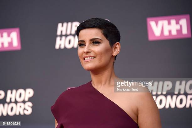 Singer Nelly Furtado attends the VH1 Hip Hop Honors: All Hail The Queens at David Geffen Hall on July 11, 2016 in New York City.