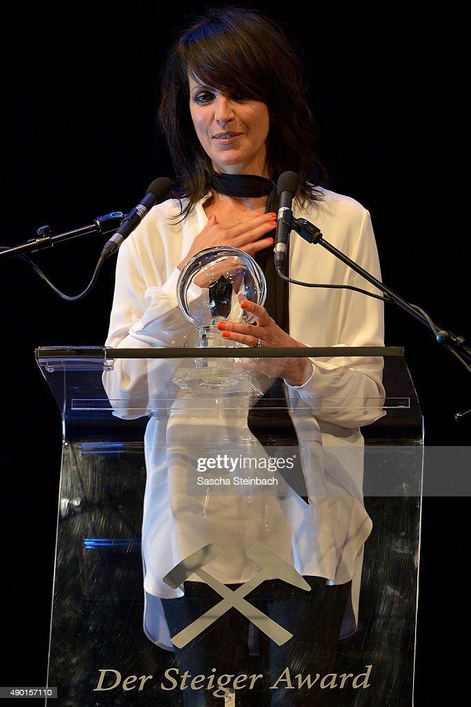 Steiger Award 2015