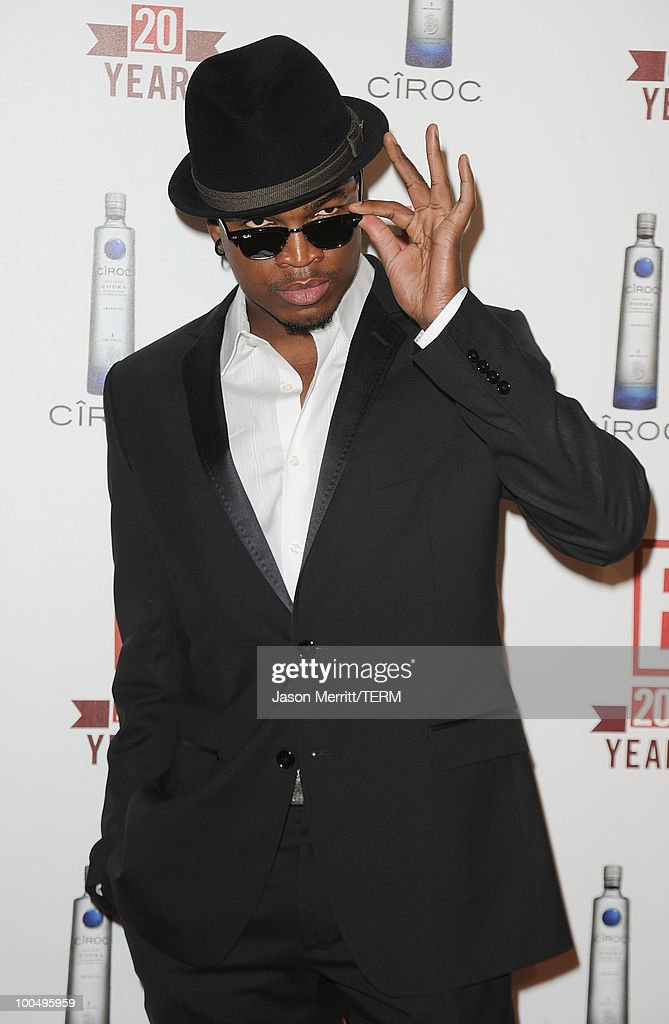Singer Ne-Yo arrives at the E! 20th anniversary party celebrating two decades of pop culture held at The London Hotel on May 24, 2010 in West Hollywood, California.