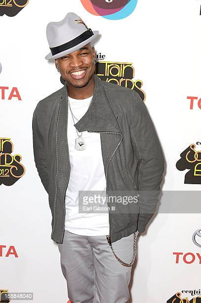 Singer NeYo arrives at the Soul Train Awards 2012 at PH Live at Planet Hollywood Resort Casino on November 8 2012 in Las Vegas Nevada