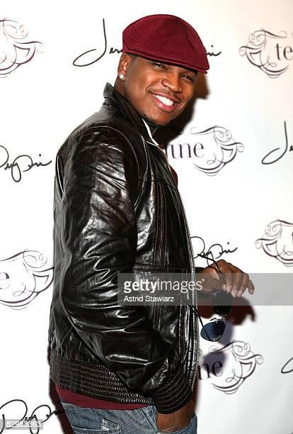 Singer Ne-Yo attends Jermaine Dupri's 36th birthday party at Tenjune on September 23, 2008 in New York City.