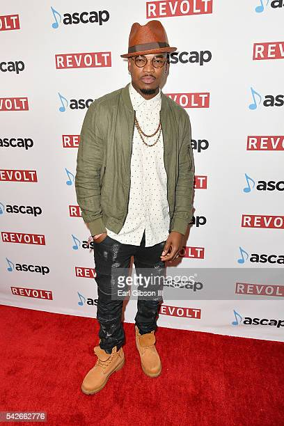 Singer NeYo attends the 2016 ASCAP Rhythm Soul Awards at the Beverly Wilshire Four Seasons Hotel on June 23 2016 in Beverly Hills California