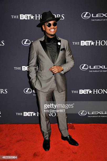 Singer NeYo attends 'The BET Honors' 2015 at Warner Theatre on January 24 2015 in Washington DC