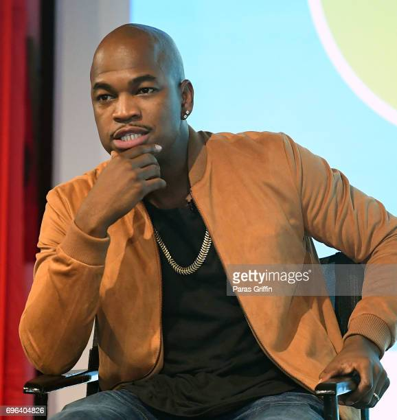 Singer NeYo onstage at Decoding Tech The Next Generation Of STEAM Professionals at The Betsy Hotel on June 15 2017 in Miami Florida