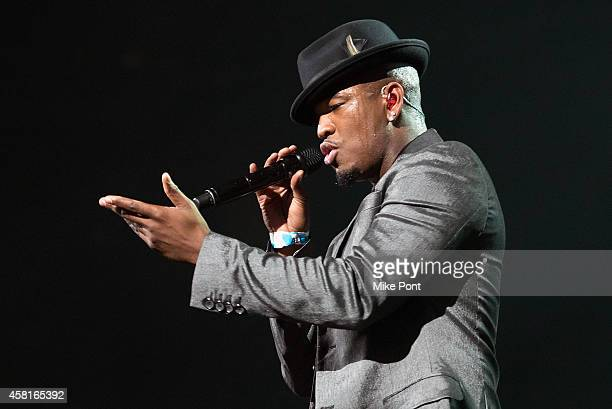 Singer NeYo performs on stage during Power 1051's Powerhouse 2014 at Barclays Center on October 30 2014 in New York City