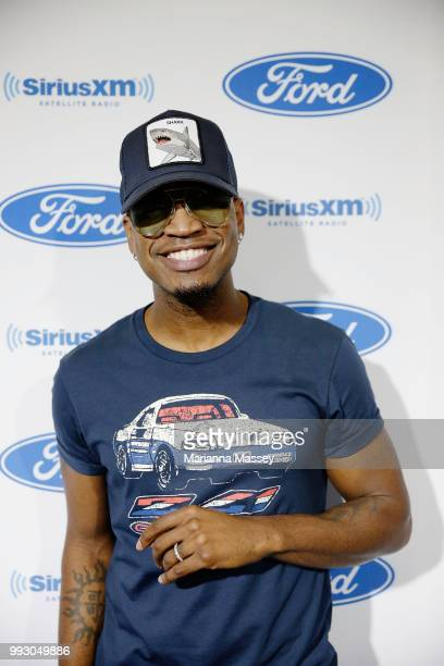 Singer NEYO poses for a photo during the SiriusXM's Heart Soul Channel Broadcasts from Essence Festival on July 6 2018 in New Orleans Louisiana