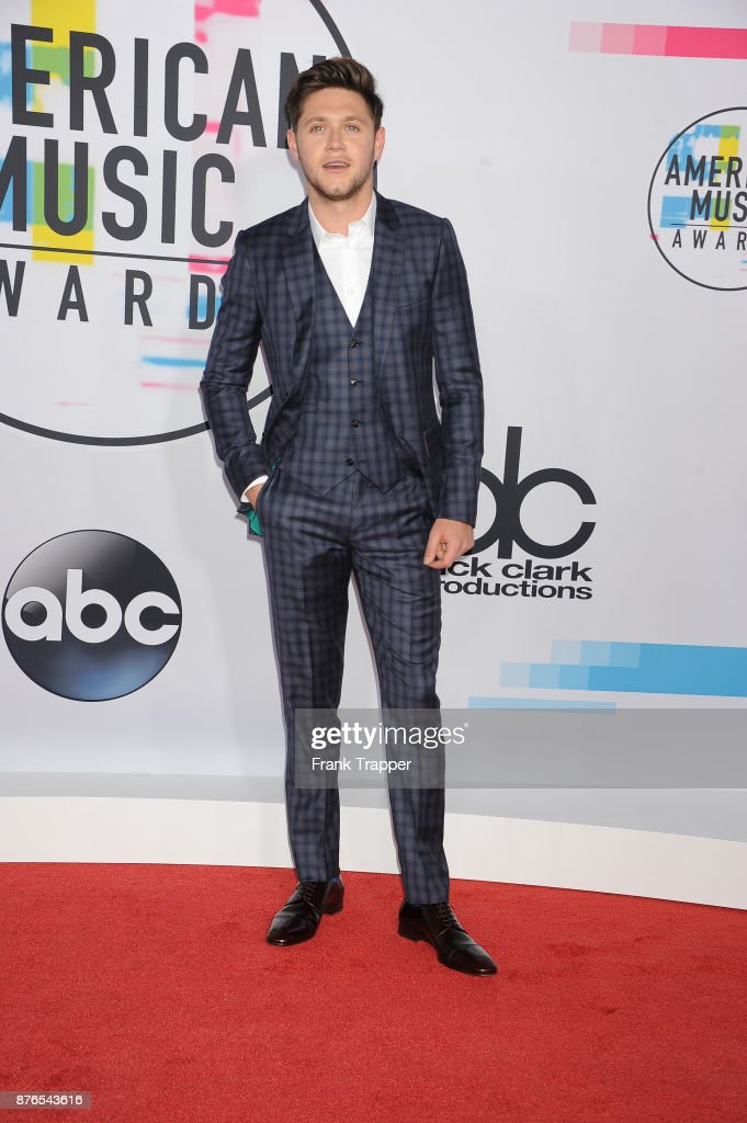 2017 American Music Awards - Arrivals : Photo d'actualité