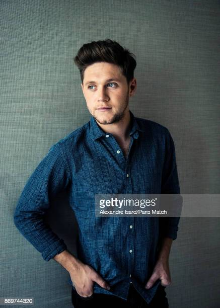 Singer Niall Horan is photographed for Paris Match on October 11 2017 in Paris France