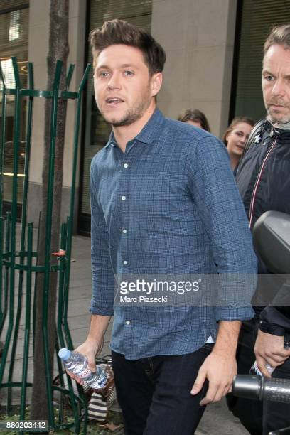 Niall Horan October 2017