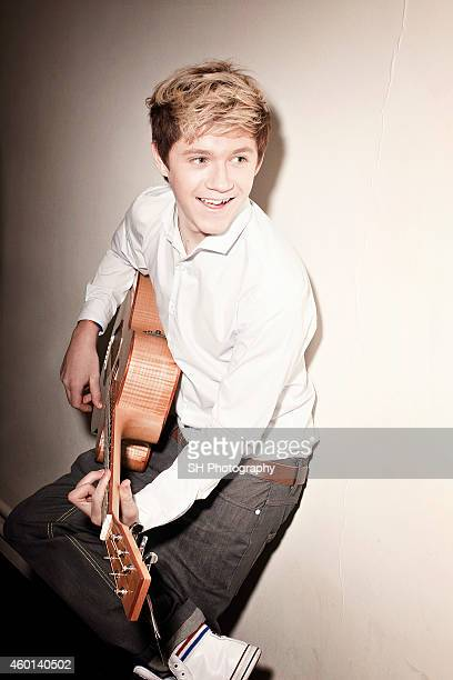Singer Niall Horan of pop band One Direction is photographed on November 13 2010 in London England