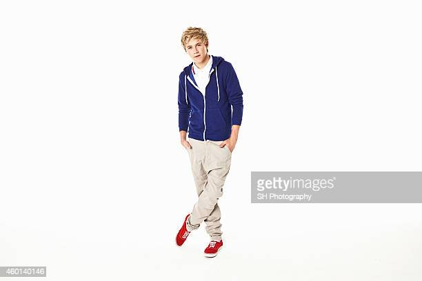 Singer Niall Horan of pop band One Direction is photographed on December 21 2010 in London England
