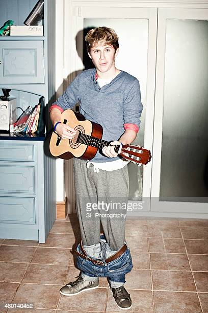 Singer Niall Horan of pop band One Direction is photographed on September 29 2010 in London England