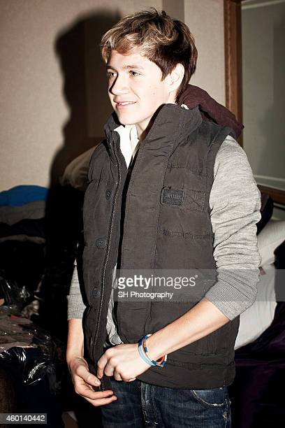 Singer Niall Horan of pop band One Direction is photographed on September 3 2010 in London England