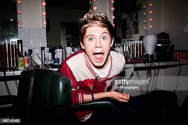 Singer Niall Horan of pop band One Direction is photographed on November 6 2010 in London England