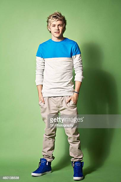 Singer Niall Horan of pop band One Direction is photographed on May 9 2012 in London England