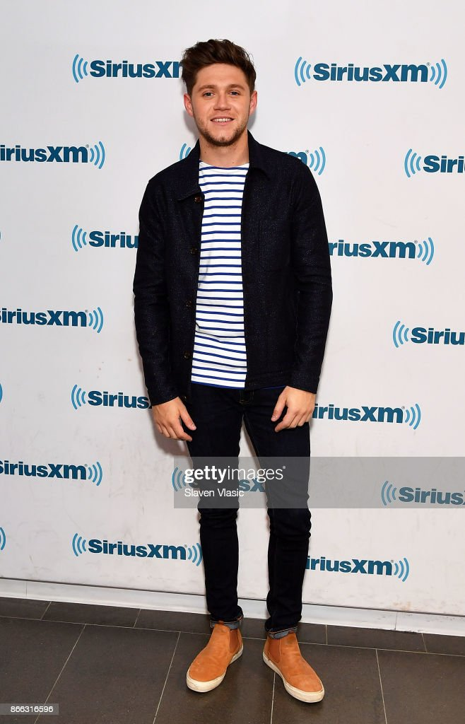 Celebrities Visit SiriusXM - October 25, 2017 : News Photo