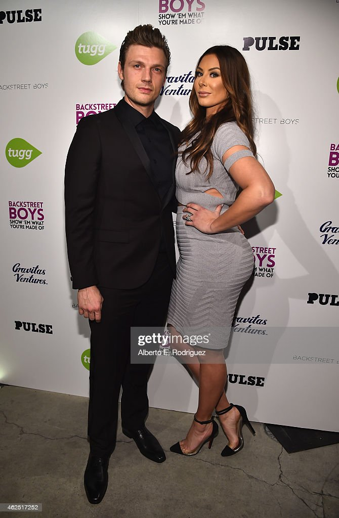 Premiere Of Gravitas Ventures' 'Backstreet Boys: Show 'Em What You're Made Of' - After Party : News Photo