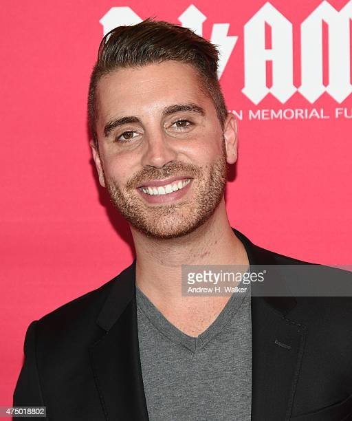 Singer Nick Fradiani attends the 11th Annual Musicares Map Fund Benefit concert at Best Buy Theater on May 28 2015 in New York City