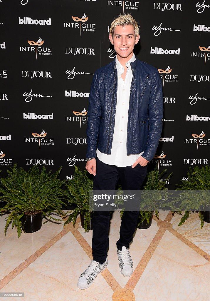 Billboard Music Awards Kick-Off Party At Intrigue Nightclub, Wynn Las Vegas, Hosted By Billboard's John Amato And DuJour Media's Jason Binn