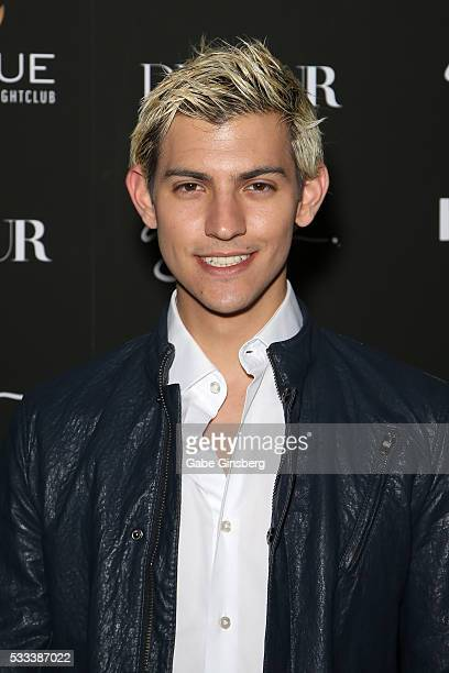Singer Nick Hissom attends Billboard Music Awards KickOff Party with CEO John Amato hosted by DuJour Media's Jason Binn and Intrigue's Steve And...