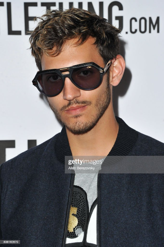 """TINGS Hosts """"Secret Party"""" Launch Celebrating Cover Star Cameron Dallas - Arrivals"""