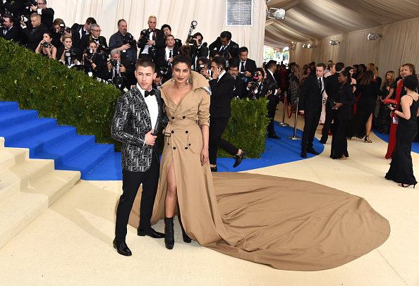 'Rei Kawakubo/Comme des Garcons: Art Of The In-Between' Costume Institute Gala : News Photo