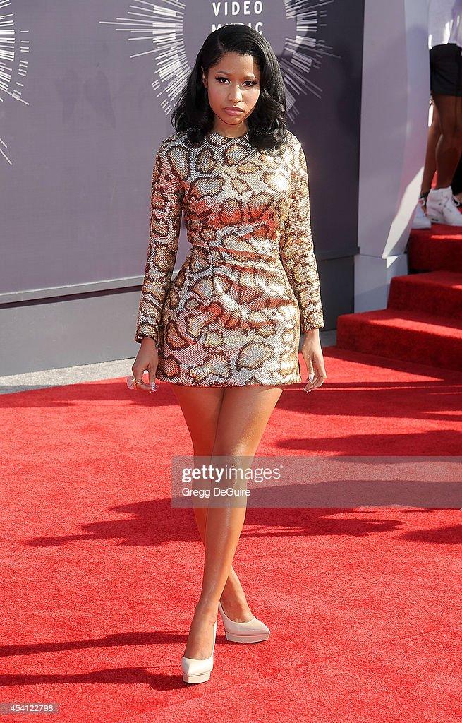 2014 MTV Video Music Awards - Arrivals : News Photo