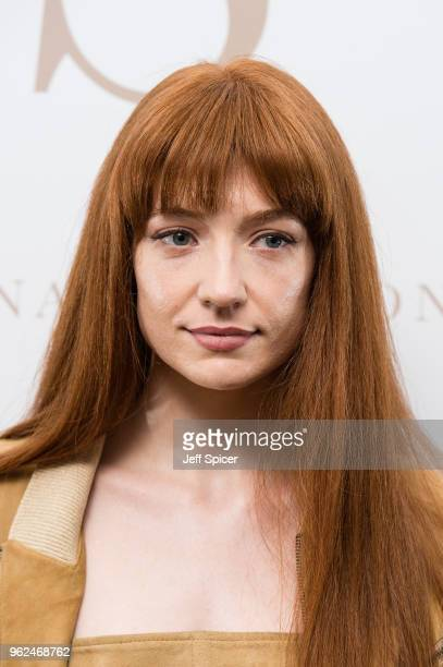 Singer Nicola Roberts attends the inaugural International Fashion Show at Rosewood Hotel on May 25 2018 in London England