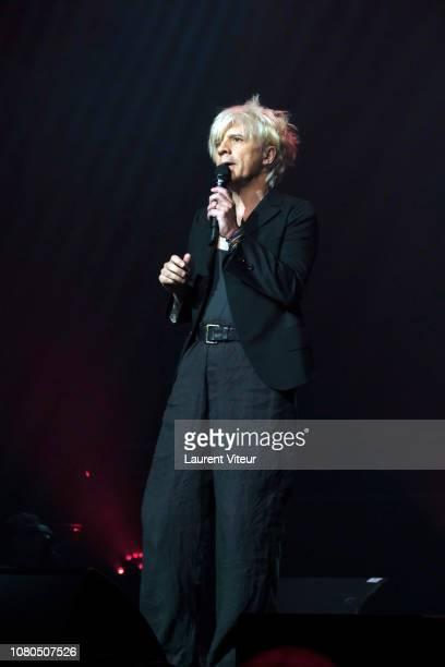 Singer Nicola Sirkis attends 'Grand Prix de la Sacem 2018' at Salle Pleyel on December 10 2018 in Paris France