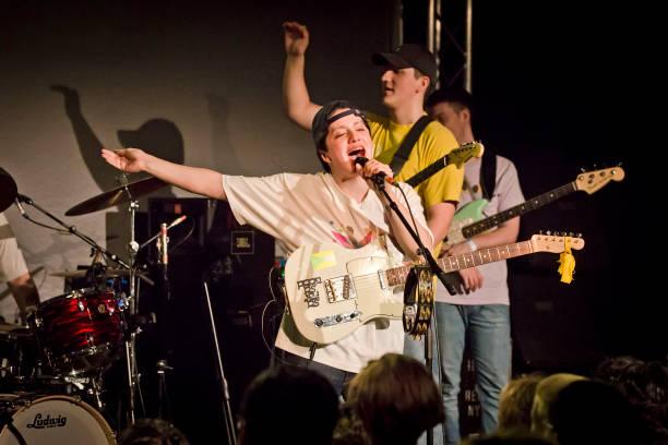 DEU: Boy Pablo Perform In Berlin
