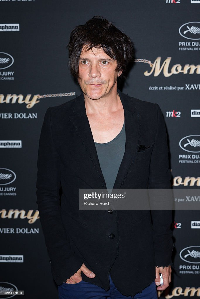 'Mommy' Paris Premiere At MK2 Bobliotheque