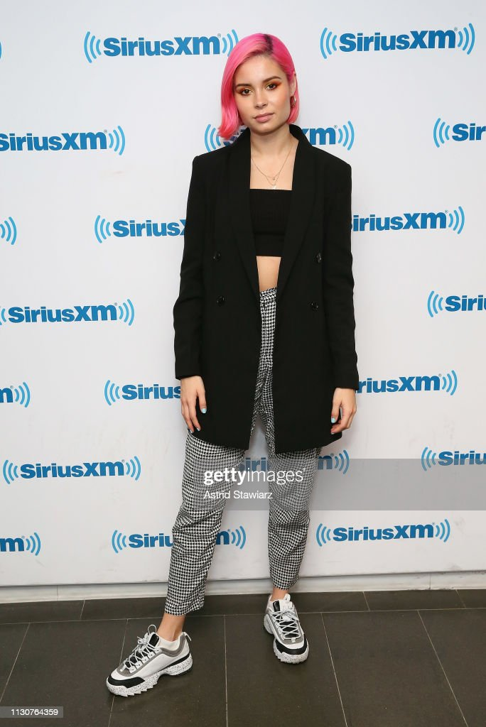 NY: Celebrities Visit SiriusXM - February 19, 2019