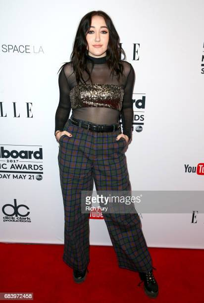 Singer Noah Cyrus attends the '2017 Billboard Music Awards' And ELLE Present Women In Music At YouTube Space LA at YouTube Space LA on May 16 2017 in...