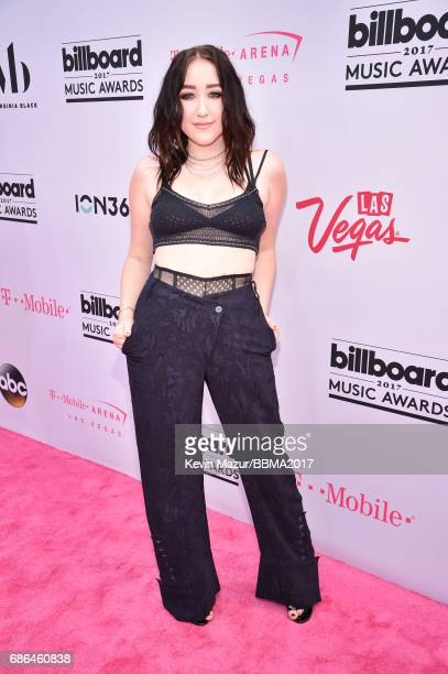 Singer Noah Cyrus attends the 2017 Billboard Music Awards at TMobile Arena on May 21 2017 in Las Vegas Nevada