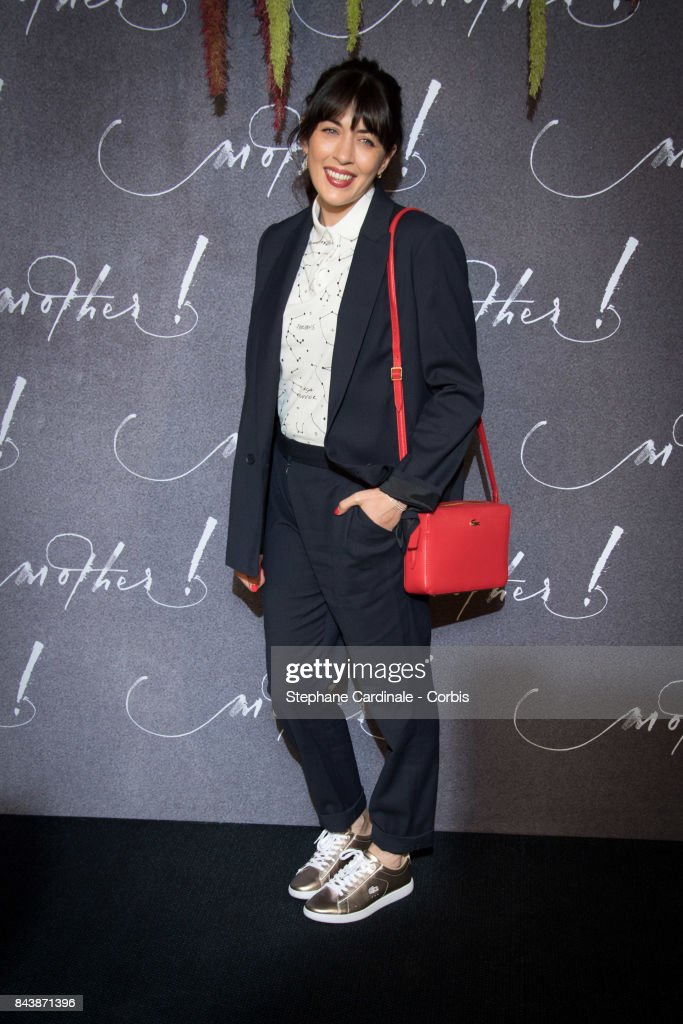 """mother!"" Paris Premiere"