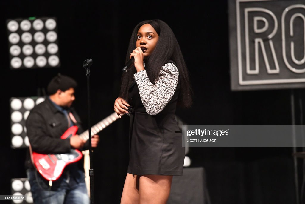 CA: Noname Performs At The Wiltern