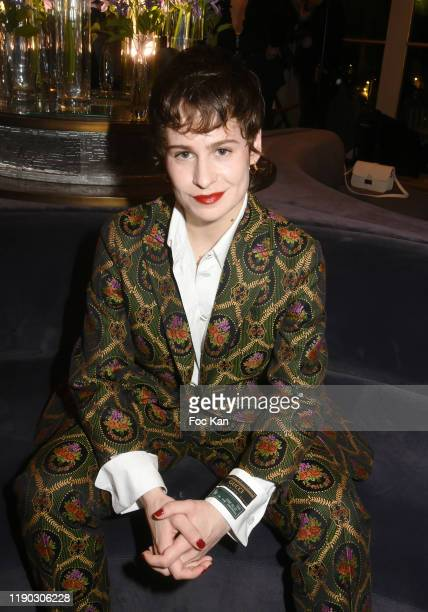 Singer of The Year award winner Christine and the Queens attends GQ Women and Men Of The Year Awards 2019 Photocall At Hotel on November 26 2019 in...