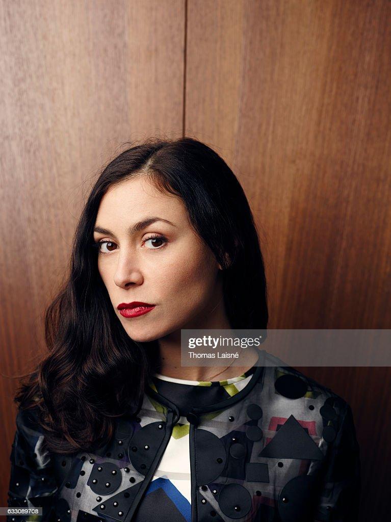 Olivia Ruiz, Self Assignment, October 2016