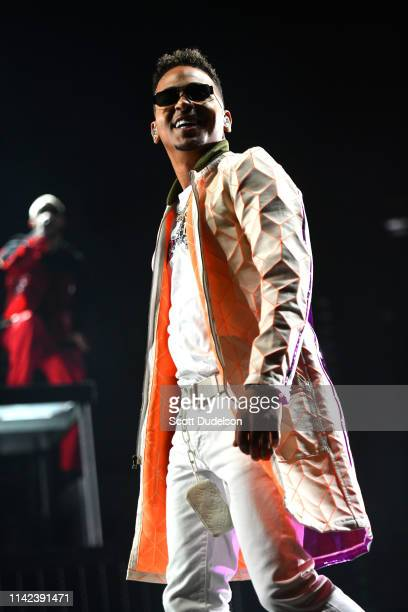 Singer Ozuna performs onstage during Weekend 1, Day 1 of the 2019 Coachella Valley Music and Arts Festival on April 12, 2019 in Indio, California.
