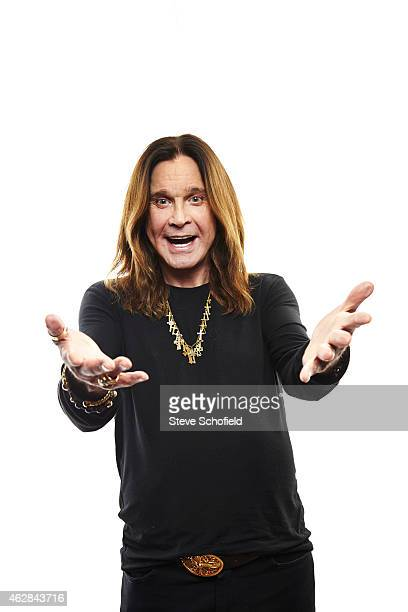 Singer Ozzy Osbourne is photographed for the Times on September 18, 2014 in Los Angeles, California.