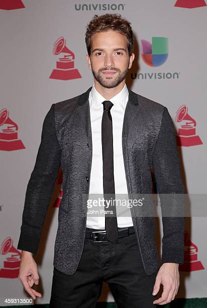 Singer Pablo Alboran attends the 15th annual Latin GRAMMY Awards at the MGM Grand Garden Arena on November 20 2014 in Las Vegas Nevada