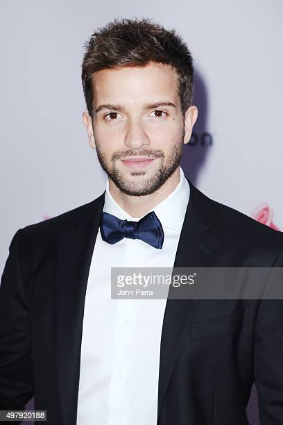 Singer Pablo Alboran attends the 16th Latin GRAMMY Awards at the MGM Grand Garden Arena on November 19 2015 in Las Vegas Nevada